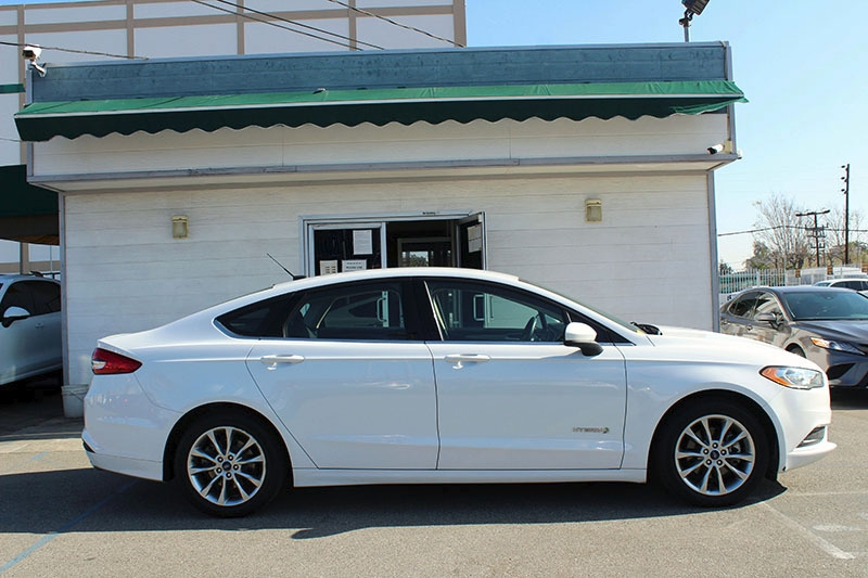 Ford Fusion 2017 price $14,998