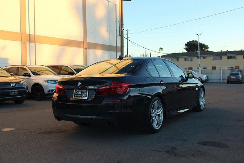 BMW 5-Series 2014 price $21,848
