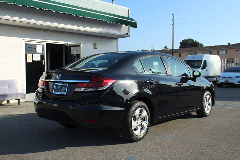 Honda Civic Sedan 2014 price $12,798