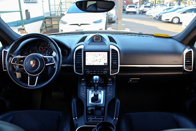 Porsche Cayenne 2018 price $49,998