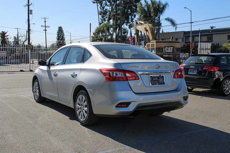 Nissan Sentra 2018 price coming soon
