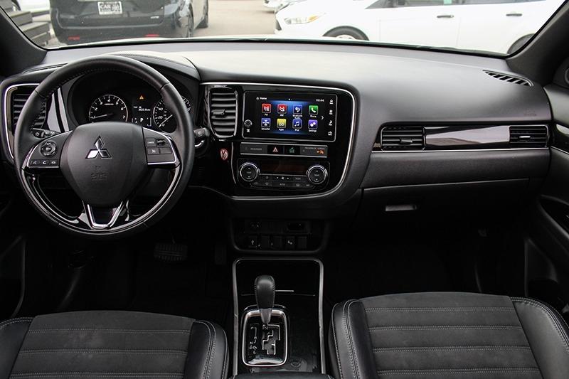 Mitsubishi Outlander 2019 price $18,998