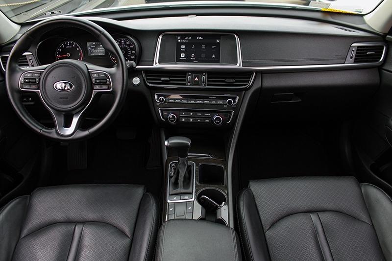 Kia Optima 2017 price $16,998