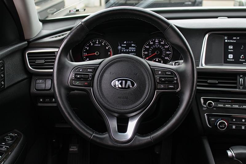 Kia Optima 2017 price coming soon