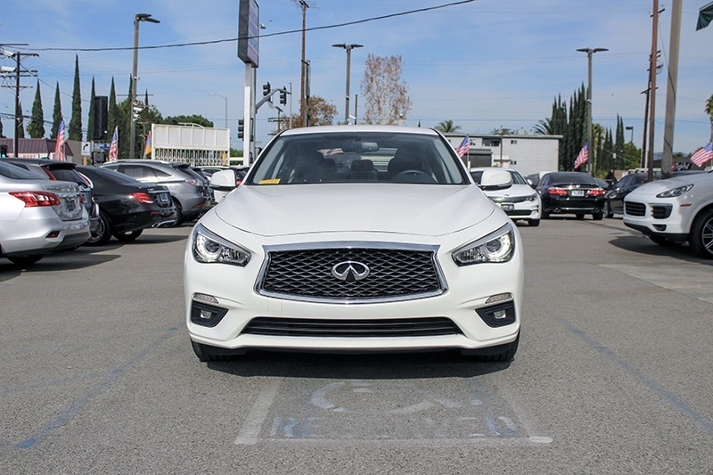 Infiniti Q50 2018 price coming soon