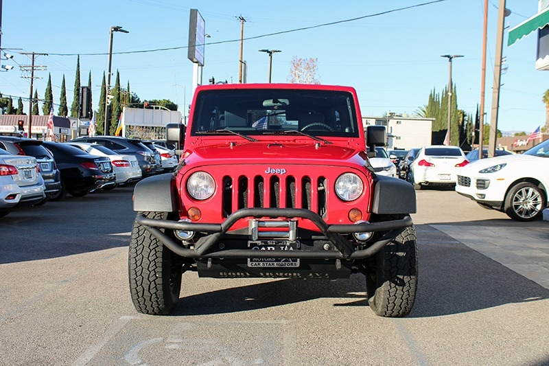 Jeep Wrangler Unlimited 2010 price coming soon