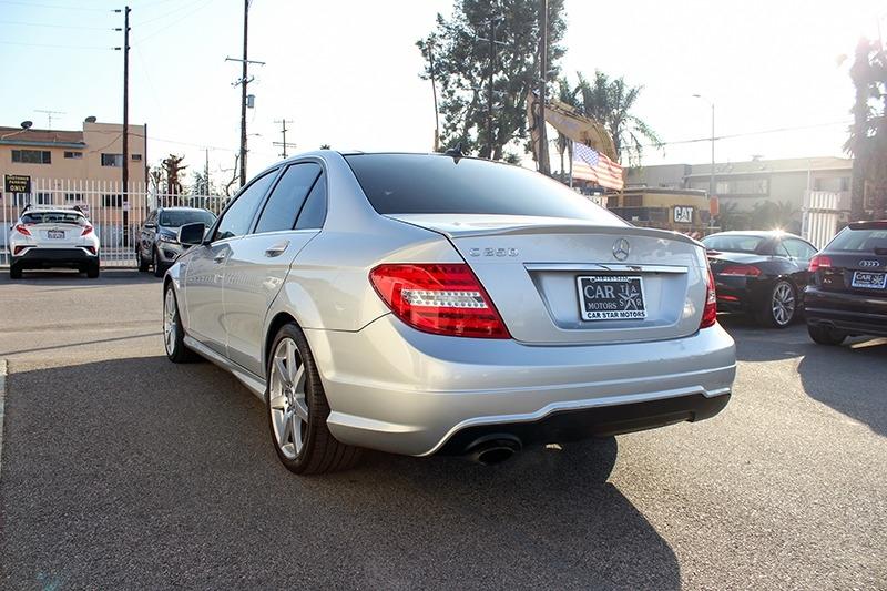 Mercedes-Benz C-Class 2014 price $16,998