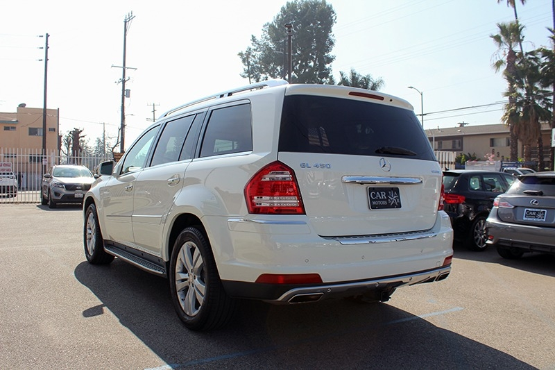 Mercedes-Benz GL-Class 2012 price coming soon