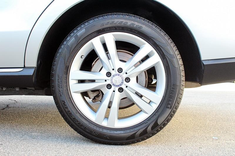 Mercedes-Benz M-Class 2012 price $19,998