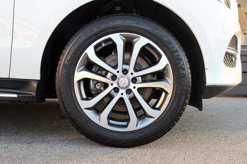 Mercedes-Benz GLE 2017 price $31,998