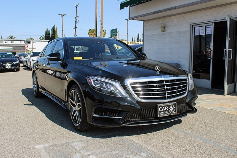 Mercedes-Benz S-Class 2016 price coming soon