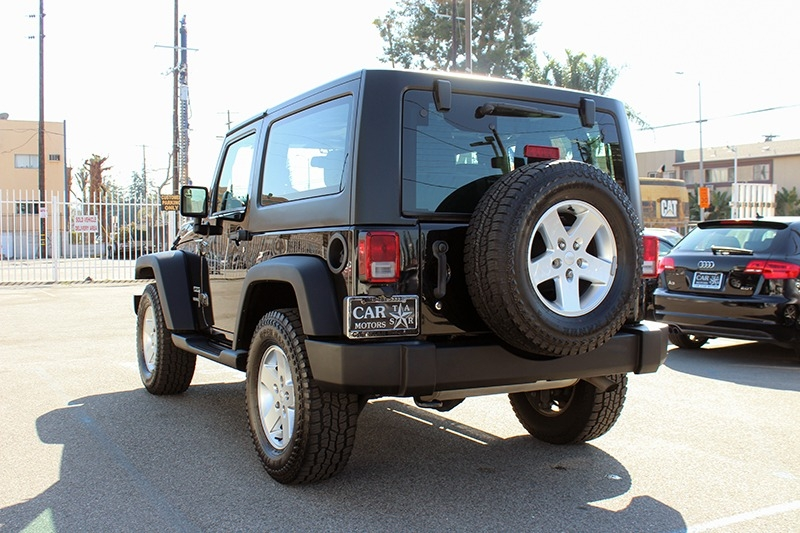 Jeep Wrangler 2013 price coming soon