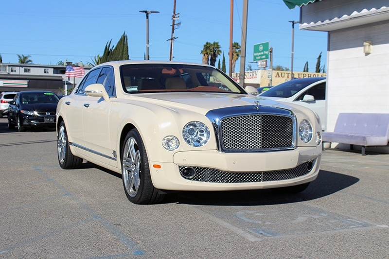 Bentley Mulsanne 2012 price $119,998