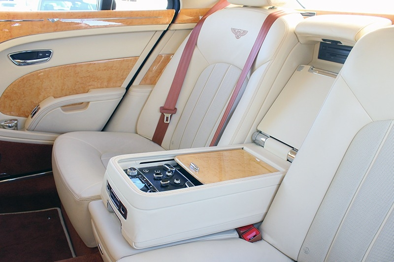 Bentley Mulsanne 2012 price $119,998