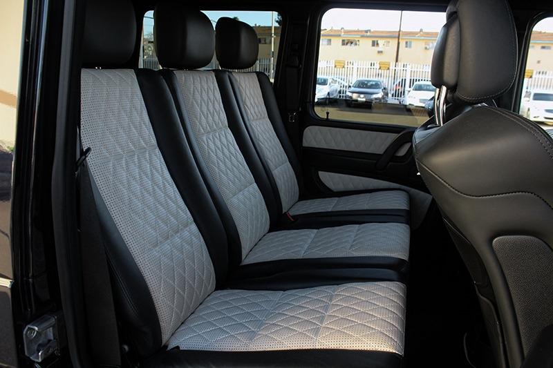 Mercedes-Benz G-Class 2017 price $99,998
