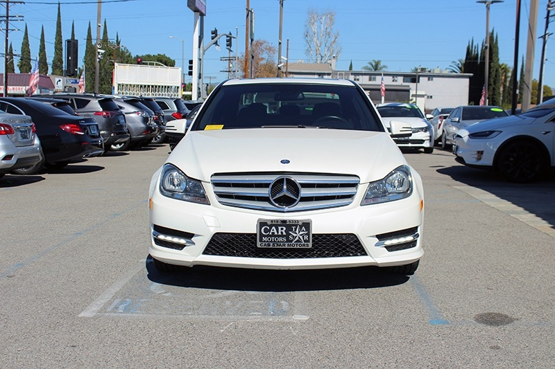 Mercedes-Benz C-Class 2013 price coming soon