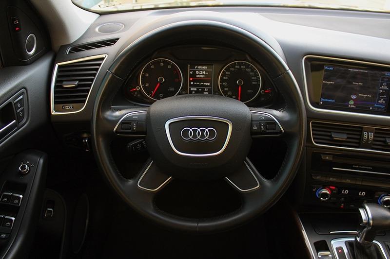 Audi Q5 2016 price coming soon