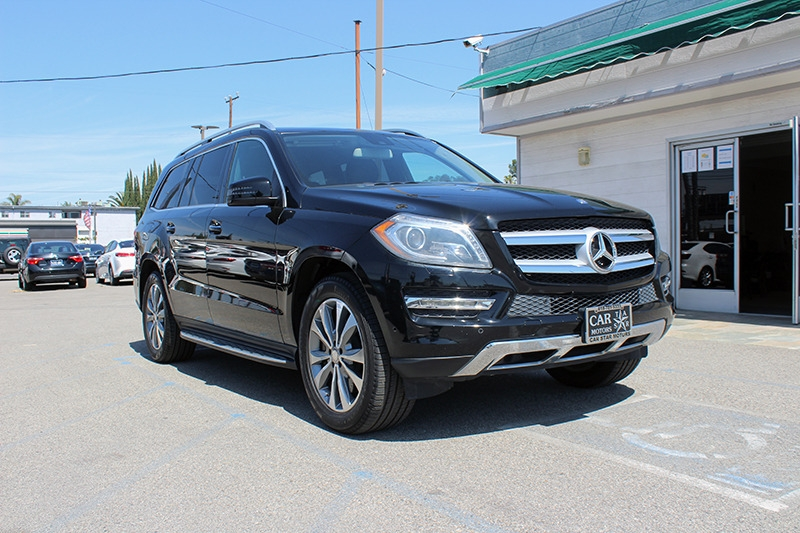 Mercedes-Benz GL-Class 2013 price coming soon