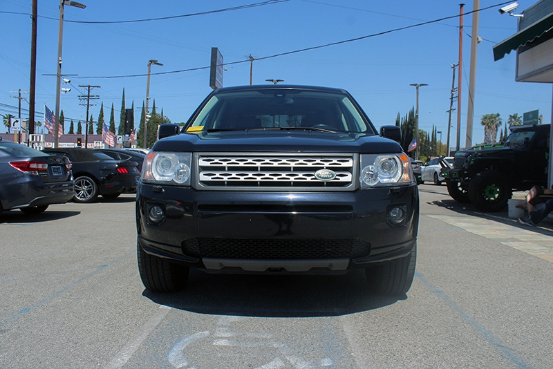 Land Rover LR2 2011 price coming soon