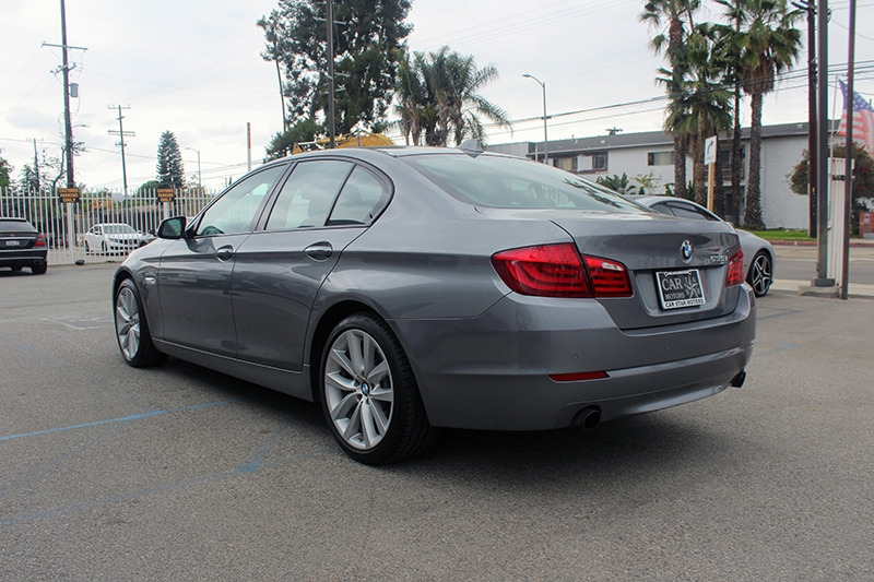 BMW 5-Series 2012 price coming soon