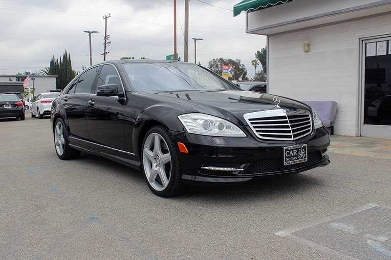 Mercedes-Benz S-Class 2013 price coming soon