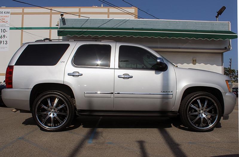 Chevrolet Tahoe 2011 price coming soon