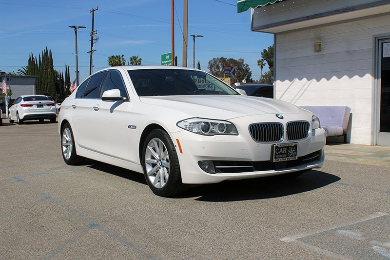 BMW 5-Series 2013 price coming soon
