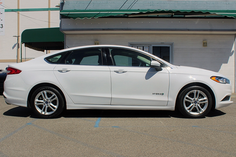 Ford Fusion Hybrid 2018 price coming soon