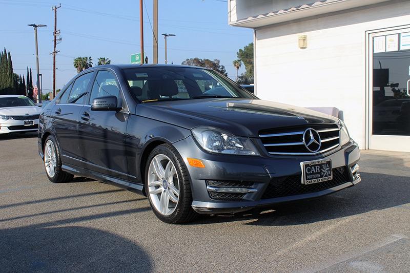 Mercedes-Benz C-Class 2014 price coming soon