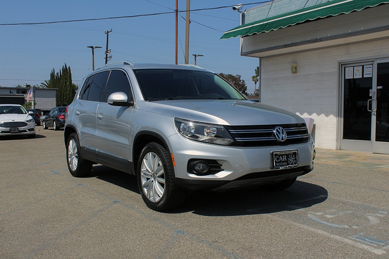 Volkswagen Tiguan 2013 price coming soon