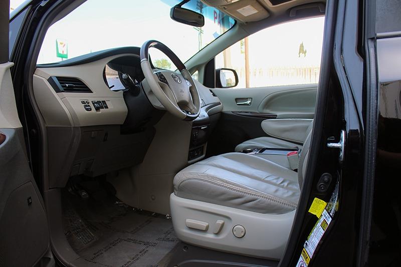 Toyota Sienna 2011 price coming soon