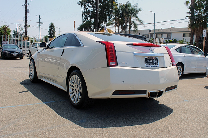 Cadillac CTS Coupe 2012 price coming soon