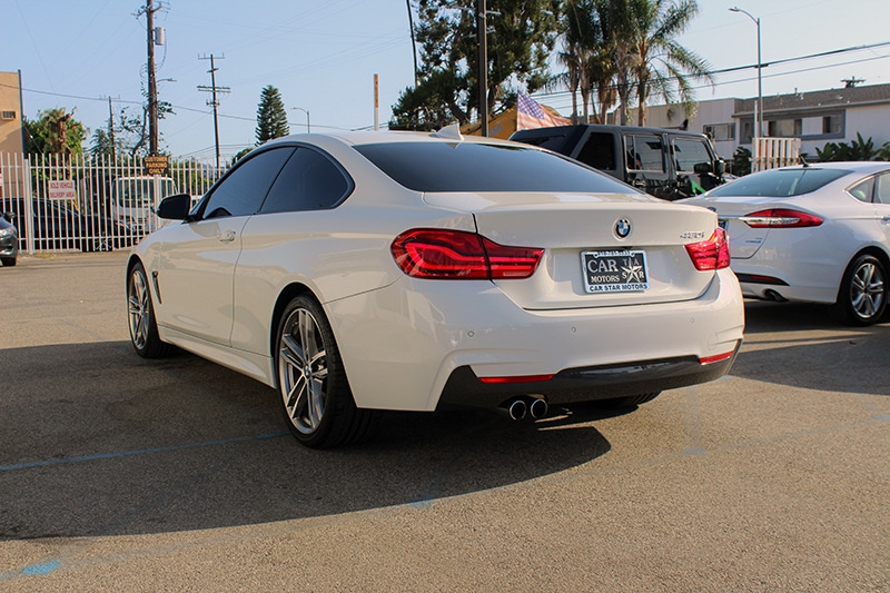 BMW 4 Series 2018 price coming soon