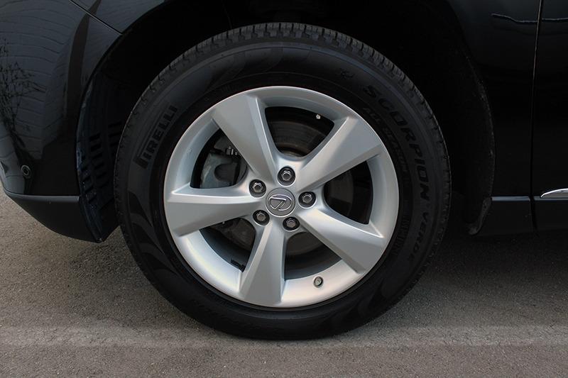 Lexus RX 350 2015 price coming soon