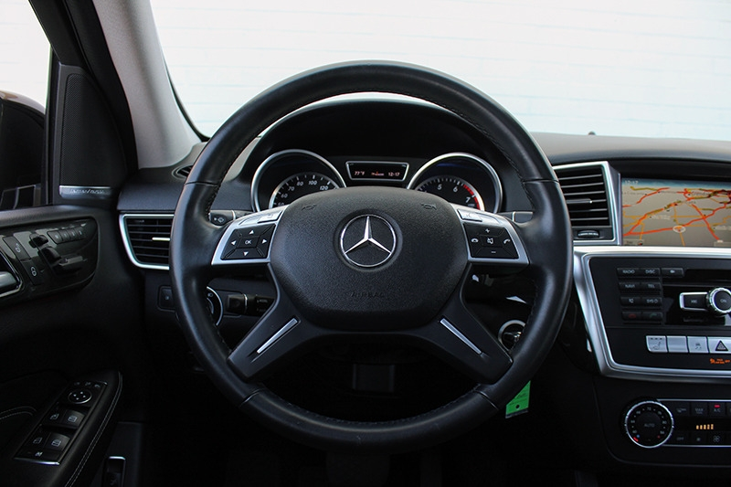 Mercedes-Benz M-Class 2013 price coming soon
