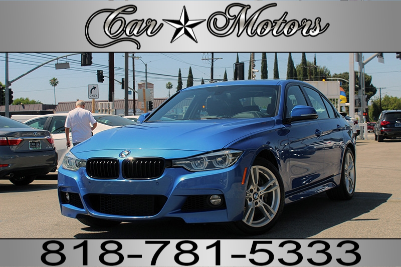 BMW 3-Series 2018 price call for price