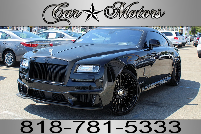 Rolls-Royce Wraith 2014 price $229,998