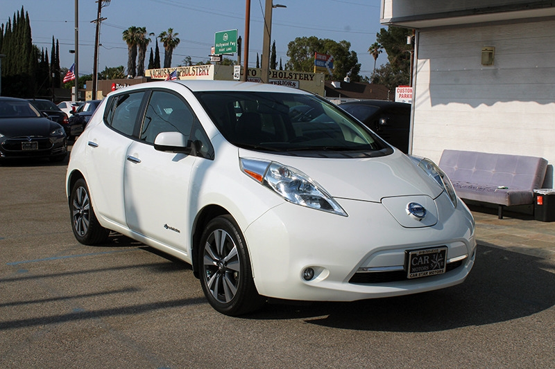 Nissan LEAF 2016 price call for price