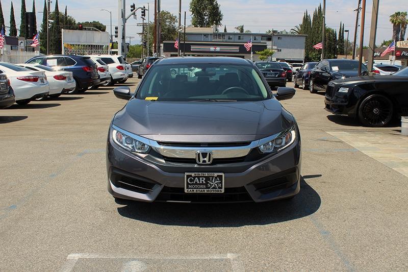 Honda Civic Sedan 2017 price call for price