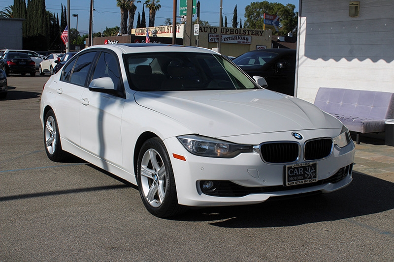 BMW 3-Series 2012 price call for price