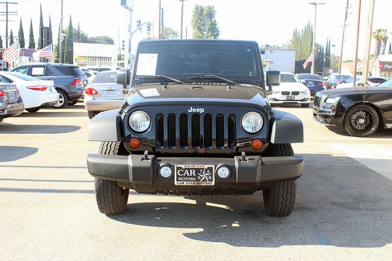 Jeep Wrangler 2011 price call for price