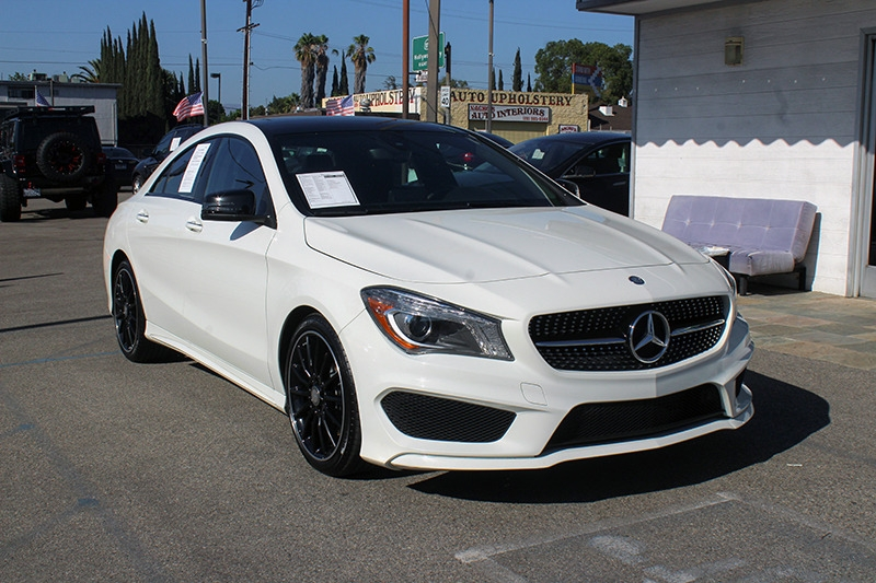 Mercedes-Benz CLA 2016 price call for price