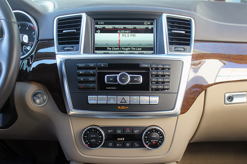Mercedes-Benz GL-Class 2015 price call for price