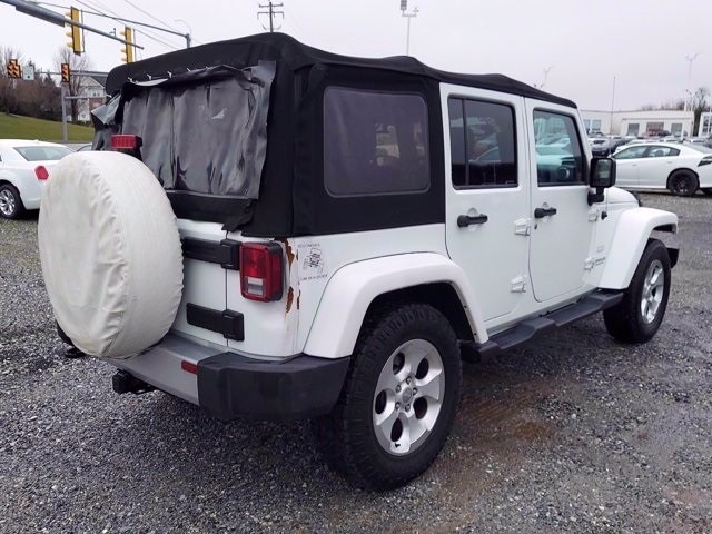 Jeep Wrangler 2015 price $31,500