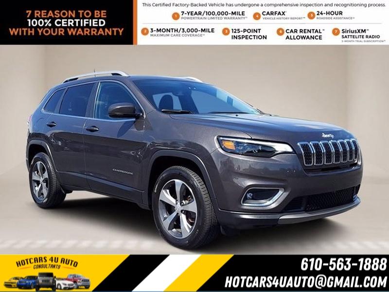 Jeep Cherokee 2019 price $30,500