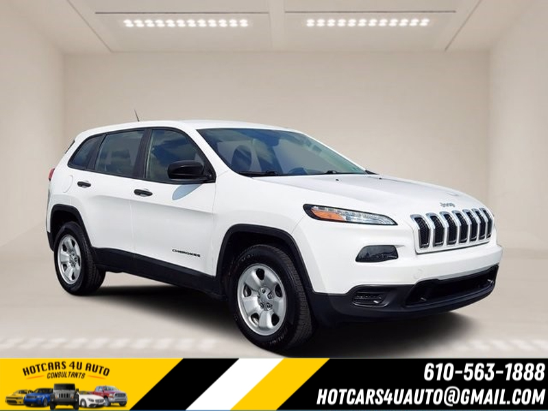 Jeep Cherokee 2015 price $11,800