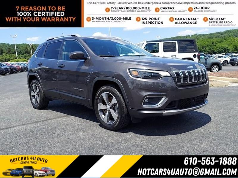 Jeep Cherokee 2019 price $31,300