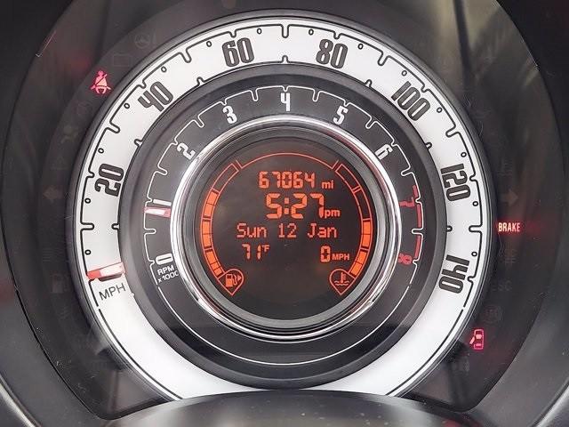 Fiat 500c 2013 price $10,000