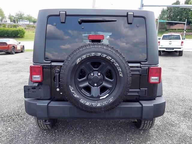 Jeep Wrangler JK 2018 price $36,200