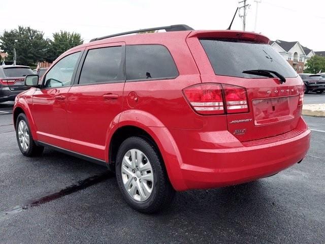Dodge Journey 2017 price $16,700